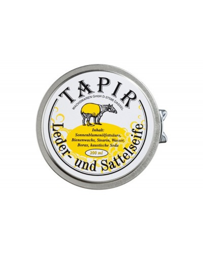 Leather & Saddle Soap - Tapir