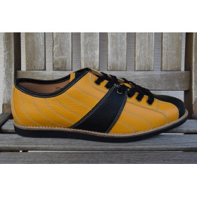 New Bowler - Yellow/Black
